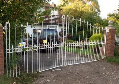 Double-Swing-Painted-Gates-Hastings
